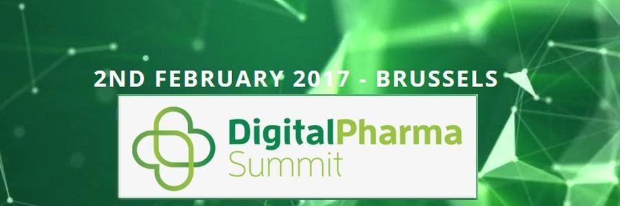 Beeldmerk Digital Pharma Summit 2017